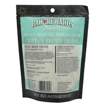 Freeze-dried Chicken Breast 3 oz. | Northwest Naturals