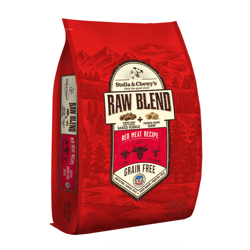 Raw Blend Red Meat Recipe | Stella & Chewy's