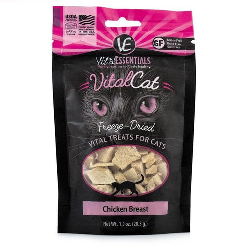 Freeze-dried Chicken Breast 1 oz. - Bancroft Pet Shop