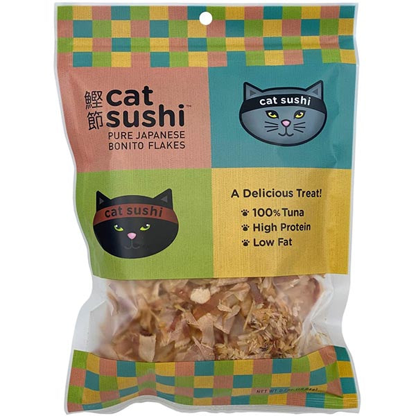 Cat Sushi Bonito Flakes 0.7 oz | Presidio