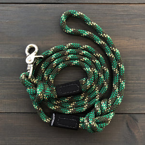 Rope Leash Camo | Wilderdog