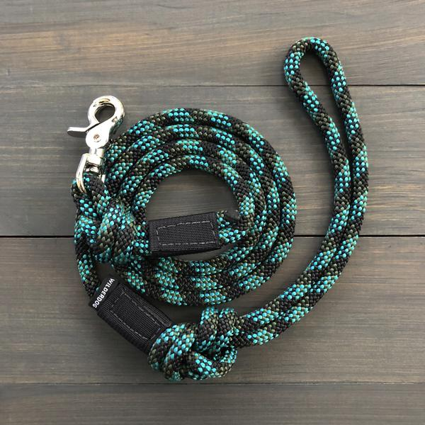 Rope Leash Granite | Wilderdog