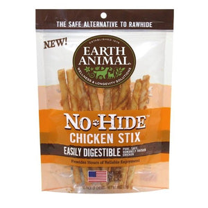 No-hide Chicken Stix 10 pack 1.6 oz - Bancroft Pet Shop