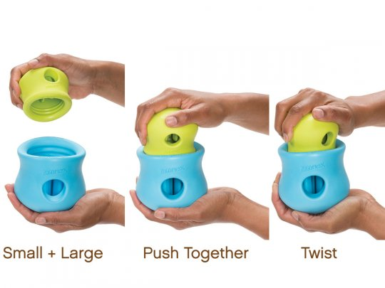 Toppl Puzzle Toy | West Paw