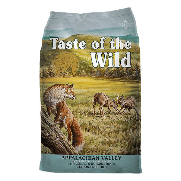 Appalachian Valley Small Breed w/ Venison & Garbanzo Beans  | Taste of the Wild