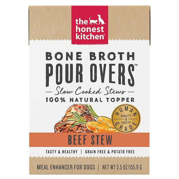 Beef Stew Pour Overs 5.5 oz | The Honest Kitchen