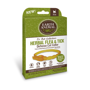 Herbal Flea & Tick Cat Collar