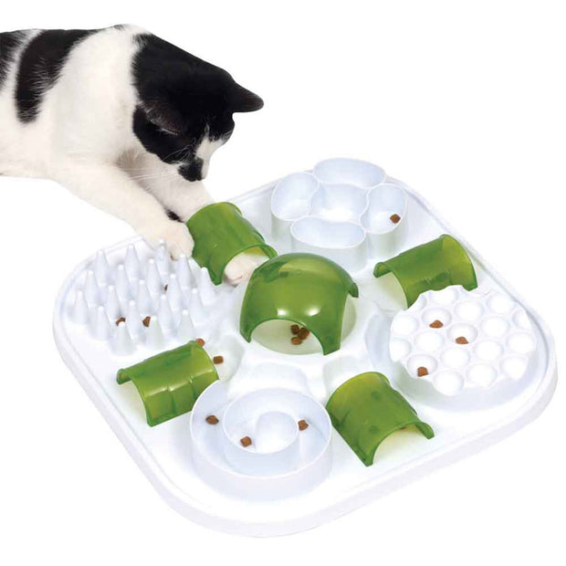 Play Treat Puzzle for Cats