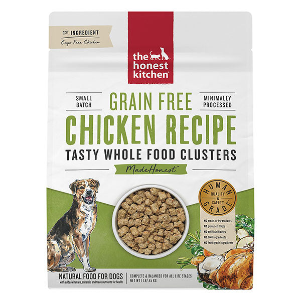 Whole Food Clusters Chicken | The Honest Kitchen
