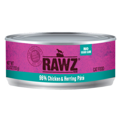 Chicken & Herring Pate 5.5 oz. | Rawz