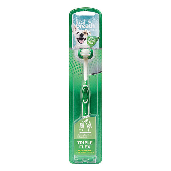 Triple Flex Toothbrush | TropiClean