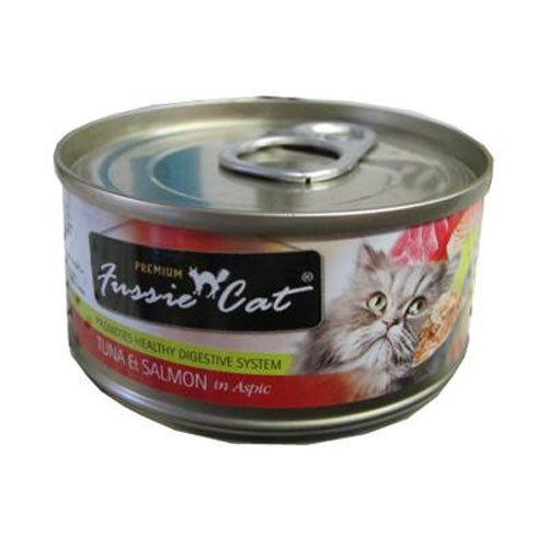 Tuna with Salmon 2.82 oz. | Fussie Cat