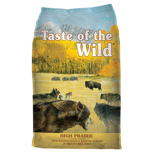 High Prairie with Bison & Venison | Taste of the Wild
