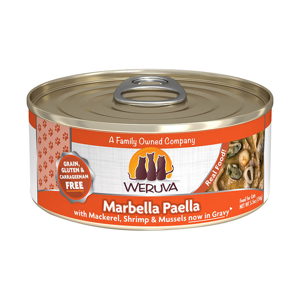 Marbella Paella with Mackerel, Shrimp & Mussels 5.5oz