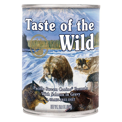 Pacific Stream Salmon in Gravy 13.2 oz. | Taste of the Wild
