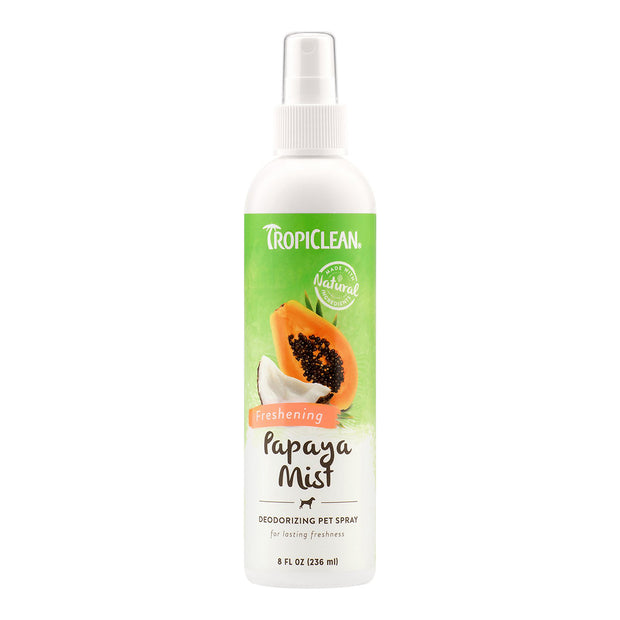 Papaya Mist Deodorizing Spray 8 oz | Tropiclean