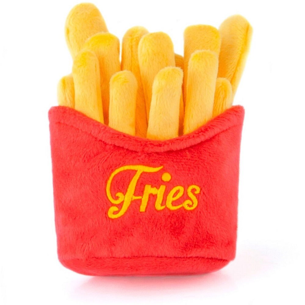 French Fries Plush Toy - Bancroft Pet Shop