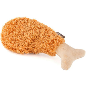 Fried Chicken Plush Toy - Bancroft Pet Shop