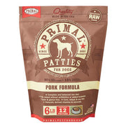 Pork Frozen Raw for Dogs | Primal
