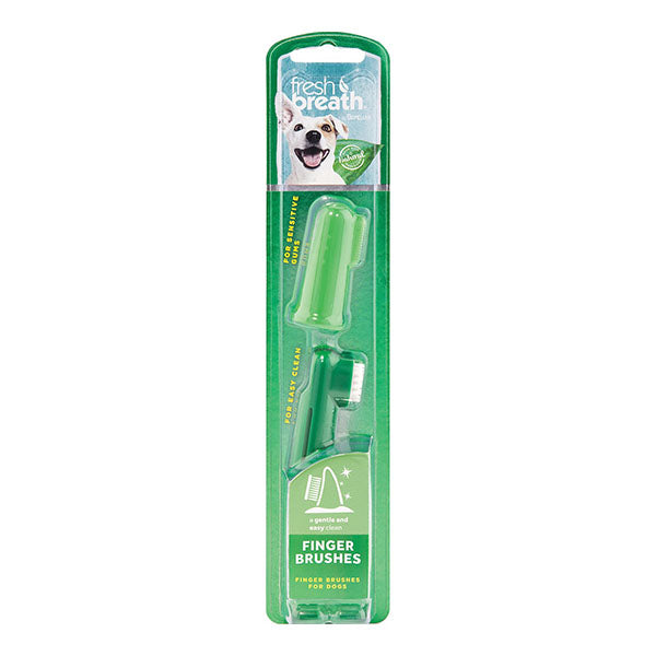Finger Toothbrushes | TropiClean