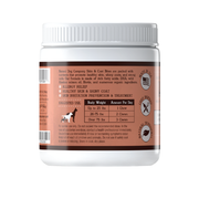 Skin & Coat Supplement 90 Count | Natural Dog Company