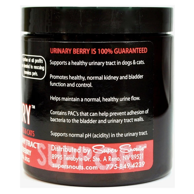 Urinary Berry 2.64 oz. | Super Snouts