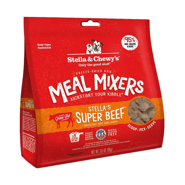 Super Beef Meal Mixers