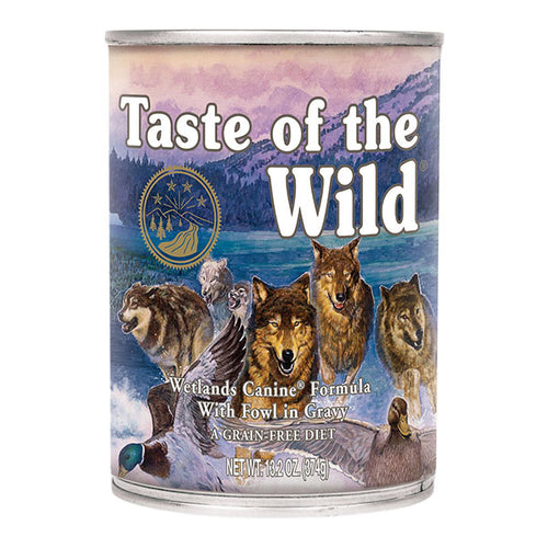 Wetlands  w/ Roasted Fowl 13.2 oz | Taste of the Wild