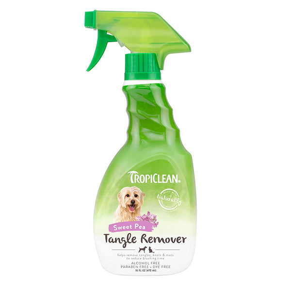 Sweet Pea Tangle Remover 16oz. | TropiClean