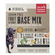 Grain-Free Fruit & Veggie Base Mix Dehydrated Recipe for Dogs | The Honest Kitchen