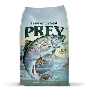 Trout Prey for Dogs | Taste of the Wild