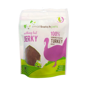 Nothing But Jerky Turkey 4 oz. - Bancroft Pet Shop
