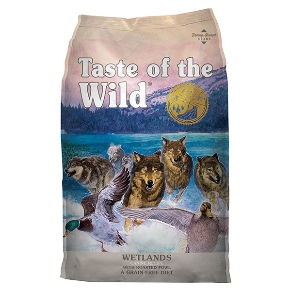 Wetlands w/ Roasted Fowl | Taste of the Wild