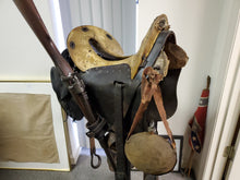 M1859 J. CUMMINGS CONTRACT McCLELLAN SADDLE