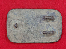 EXCAVATED CONFEDERATE CS SPUN HOOKS STYLE BUCKLE RECOVERED FROM SOUTH ALABAMA