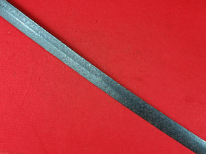 CONFEDERATE BOYLE & GAMBLE FOOT OFFICER'S SWORD