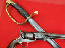 CONFEDERATE FOOT OFFICERS SWORD