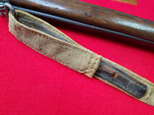 POTTS & HUNT P53 ENFIELD MUSKET CUT DOWN CARBINE WITH ORIGINAL CONFEDERATE SLING