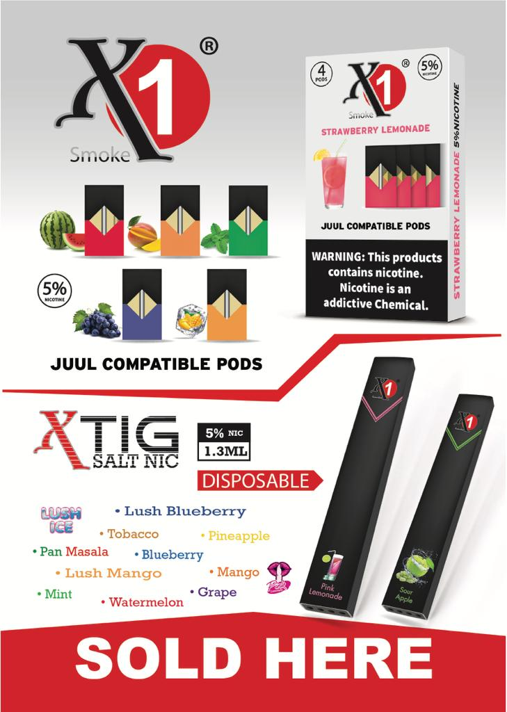 X1 Pods - JUUL Compatible Pods - 5 Pack Deal - Vapeszn.com, sold by vapeszn, vapeszn products, vapepen twist, juul for sale, X1 Pods - JUUL Compatible Pods - 5 Pack Deal for sale, cheap X1 Pods - JUUL Compatible Pods - 5 Pack Deal for sale, buy X1 Pods - JUUL Compatible Pods - 5 Pack Deal online, E-Cigarette for sale, buy E-Cigarette online, SznSales.com store, SznSales.com sale