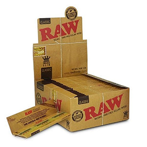 RAW Classic King Size - 50 Packs - Vapeszn.com, sold by vapeszn, vapeszn products, vapepen twist, juul for sale, RAW Classic King Size - 50 Packs for sale, cheap RAW Classic King Size - 50 Packs for sale, buy RAW Classic King Size - 50 Packs online, Papers for sale, buy Papers online, SznSales.com store, SznSales.com sale