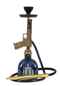 MOB Pistol Hookah - Vapeszn.com, sold by vapeszn, vapeszn products, vapepen twist, juul for sale, MOB Pistol Hookah for sale, cheap MOB Pistol Hookah for sale, buy MOB Pistol Hookah online, Hookah for sale, buy Hookah online, SznSales.com store, SznSales.com sale