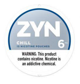 ZYN Pouches - Sleeve Deal - 5 Tins