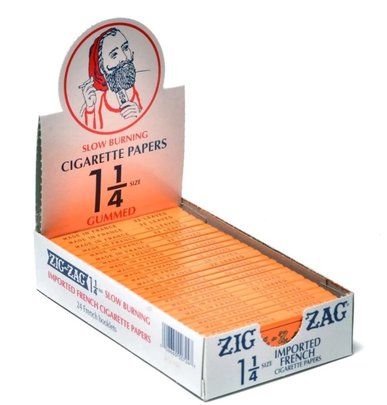 Zig Zag 1 1/4 Orange - 24 Pack - Vapeszn.com, sold by vapeszn, vapeszn products, vapepen twist, juul for sale, Zig Zag 1 1/4 Orange - 24 Pack for sale, cheap Zig Zag 1 1/4 Orange - 24 Pack for sale, buy Zig Zag 1 1/4 Orange - 24 Pack online, Papers for sale, buy Papers online, SznSales.com store, SznSales.com sale