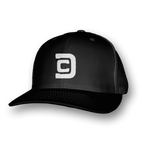 DC Trucker Hat (Black)
