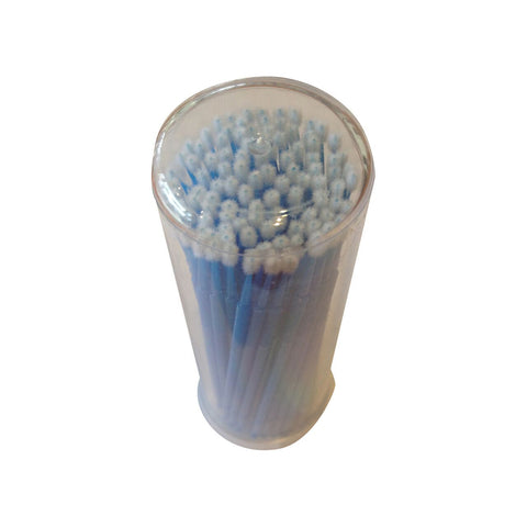 Micro Applicator Sticks - 100 Piece