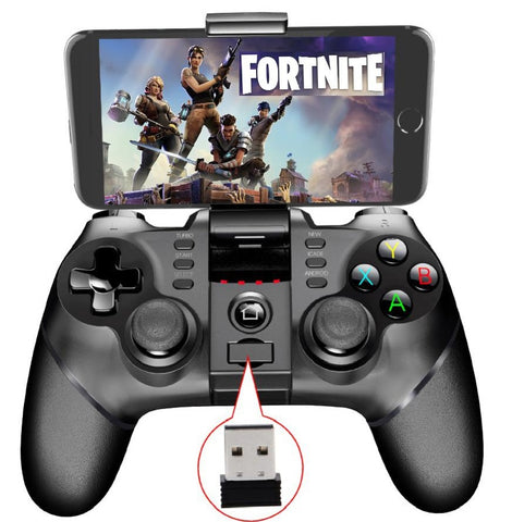 50% OFF FORTNITE Bluetooth Wireless Controller for iPhone/iPad/iOS, Android Phones,PC, XBOX, PS3, Windows