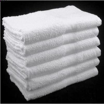 400GSM White 100% Cotton Hand towel Budget Range 60 PCs