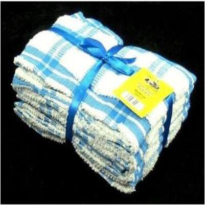 100% Cotton Terry Tea Towels 28 packs of 5