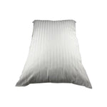 Satin Stripes Hollowfibre Jumbo Pillow 10 PCs