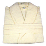 400GSM 100% Cotton Terry Toweling Bathrobe 10 PCs